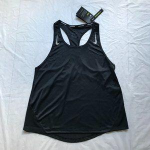 Women's Running Singlet Nike Miler Logo Tank Tops